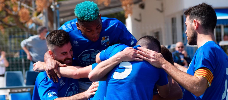 Resum i gols de la jornada 7 de Primera Catalana (Grup 1 i 2)