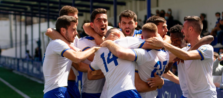 Resum i gols de la jornada 22 de Tercera Divisió (Grup 5)