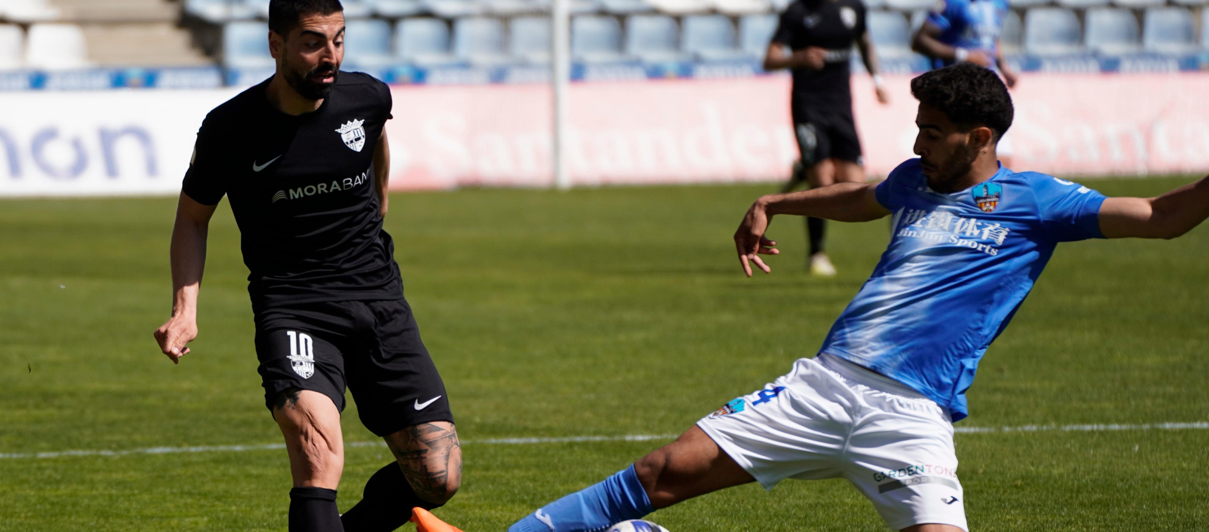 Resum i gols de la jornada 22 de Segona Divisió 'B' (Grup 3A)