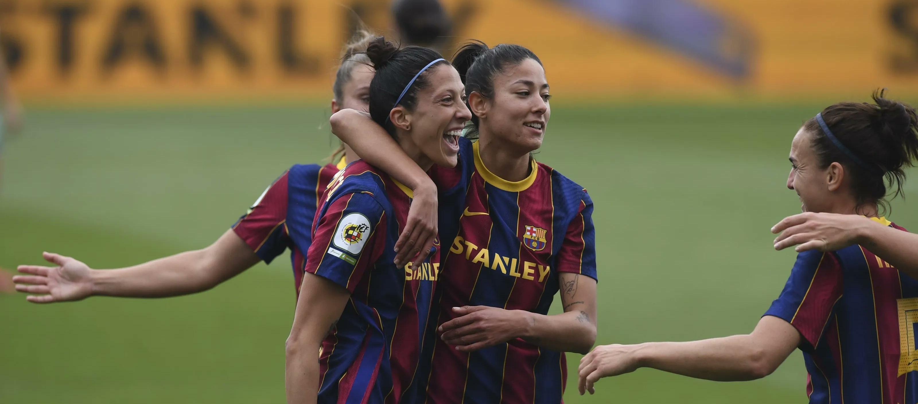 El Barça s'enfrontarà al Sevilla als quarts de final de la Copa de la Reina