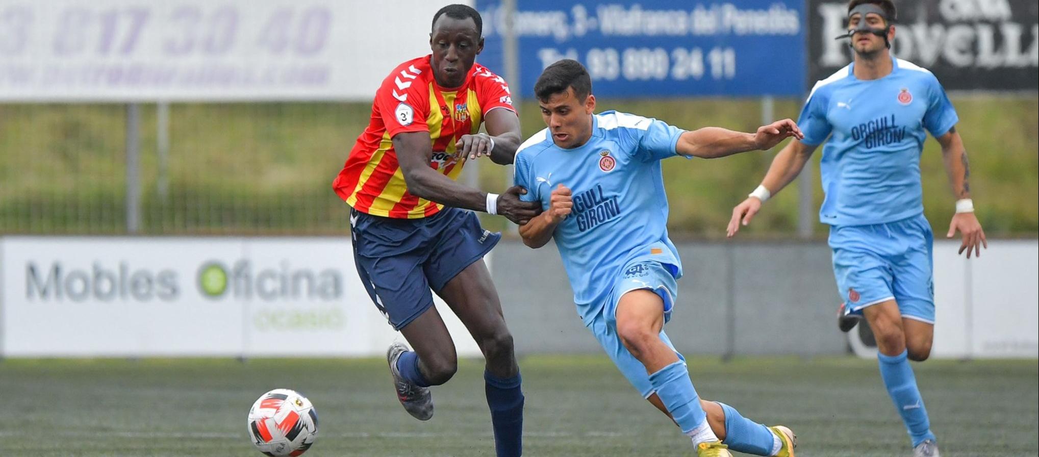 Resum i gols de la jornada 1 de la segona fase de Tercera Divisió (Grup 5)