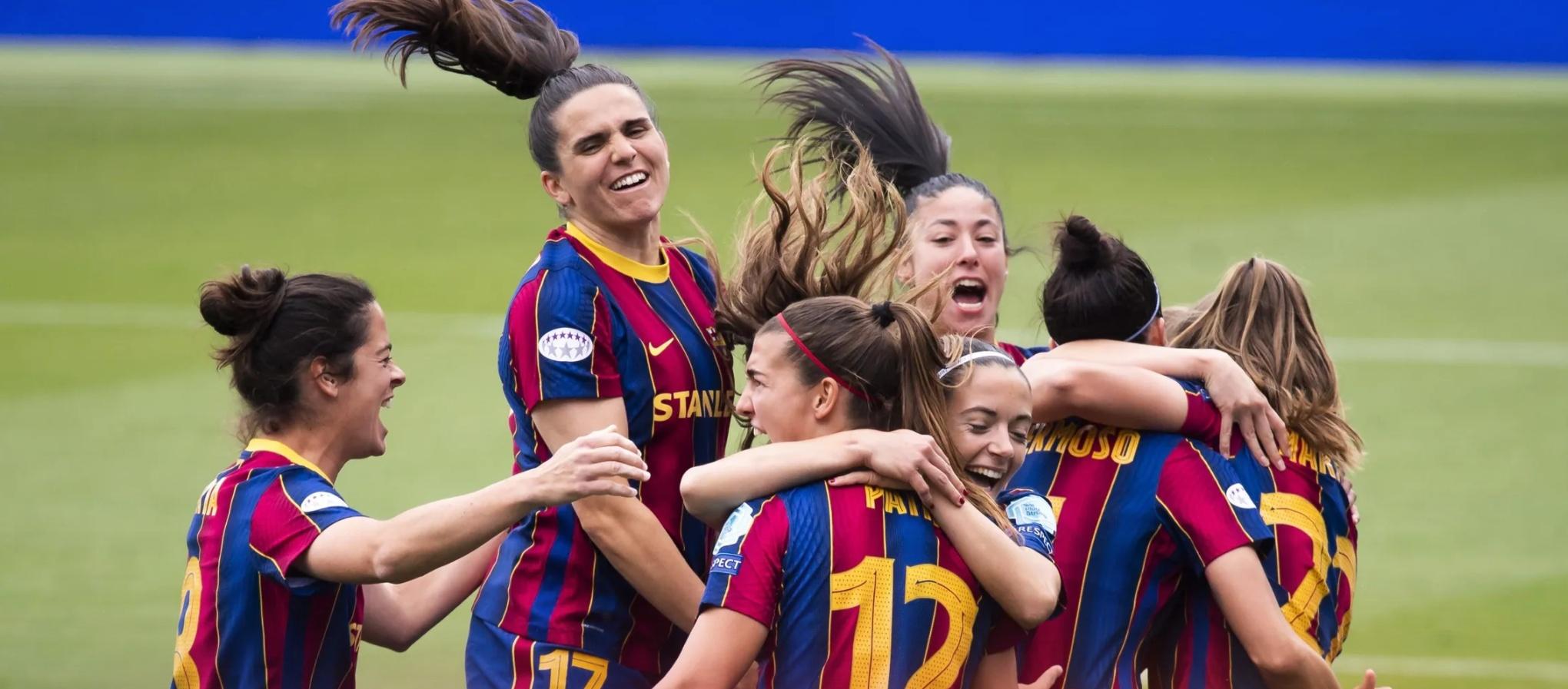 El Barça femení jugarà la seva segona final de Champions