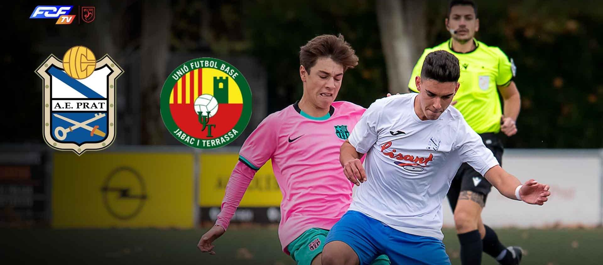 La lluita per la permanència a la Lliga Nacional Juvenil, en directe a l'FCF TV