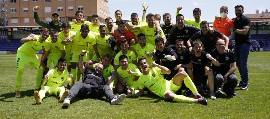 L'FC Andorra es classifica per a la promoció d'ascens a la Segona 'A'