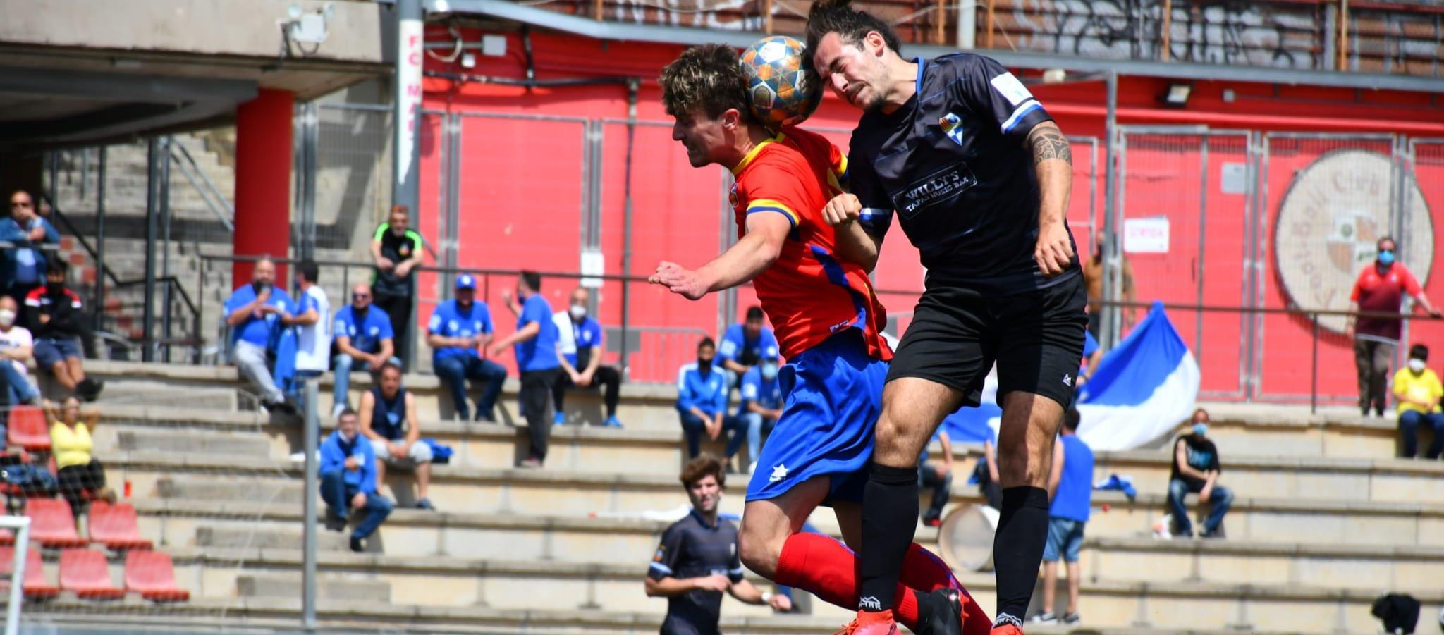 Resum i gols de la jornada 13 de Primera Catalana (Grup 1 i 2)