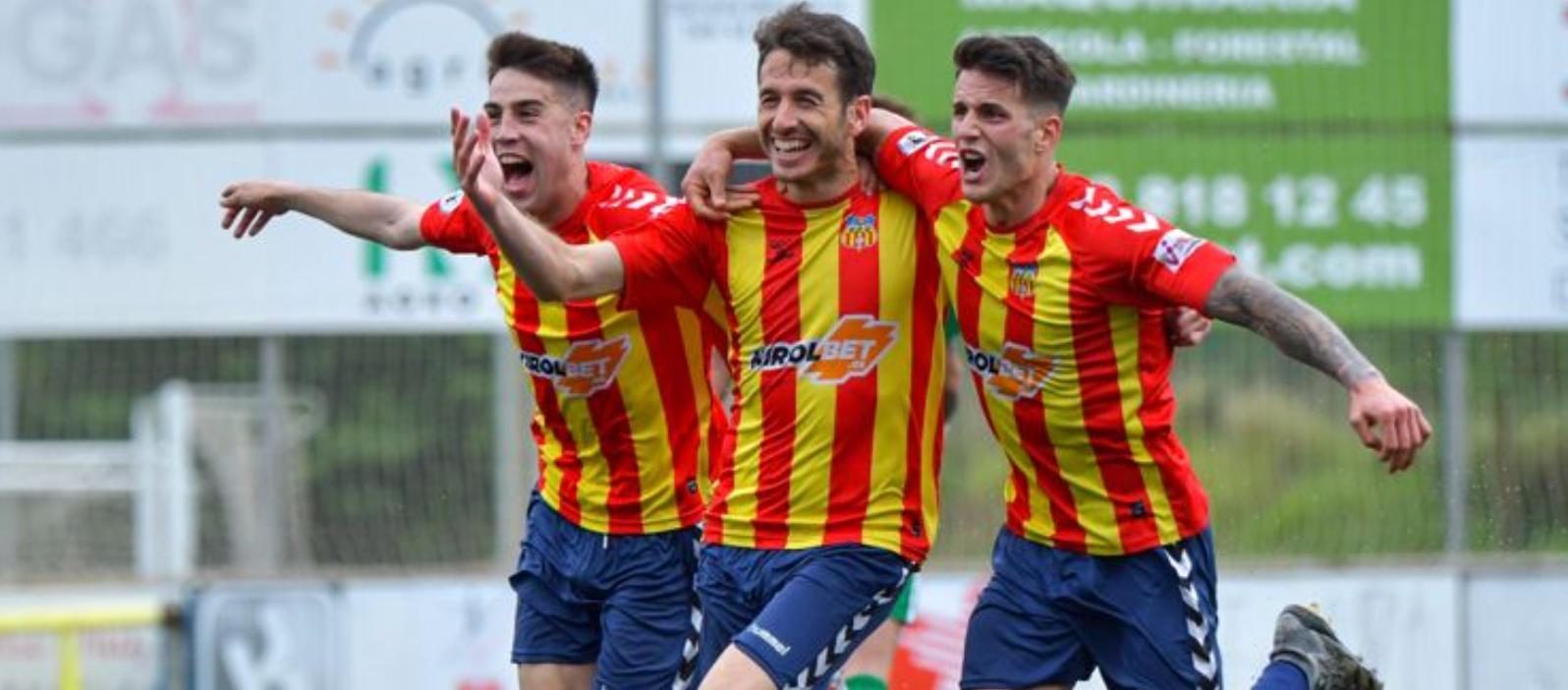 Resum i gols de la jornada 5 de la Segona Fase de Tercera Divisió (Grup 5)
