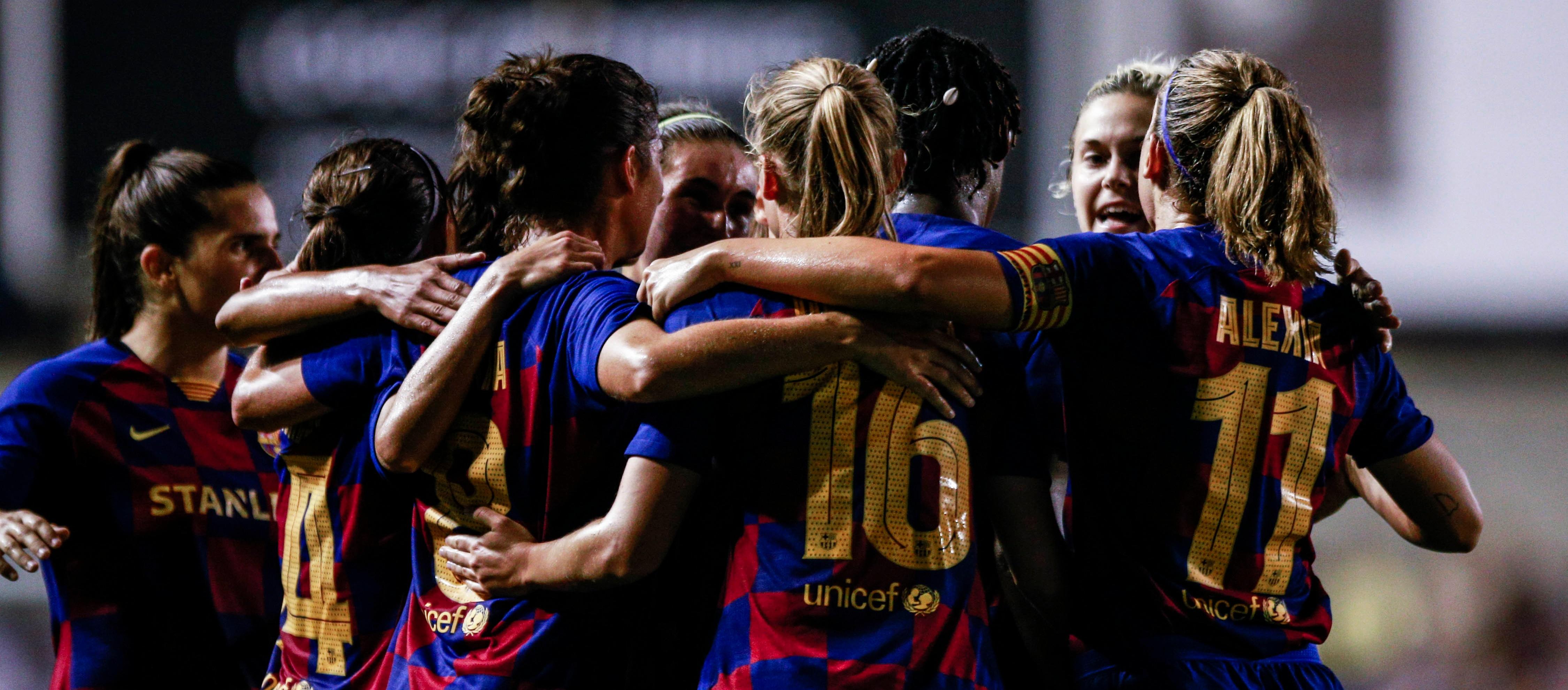 Madrid CFF- FC Barcelona, semifinal de la Copa de la Reina