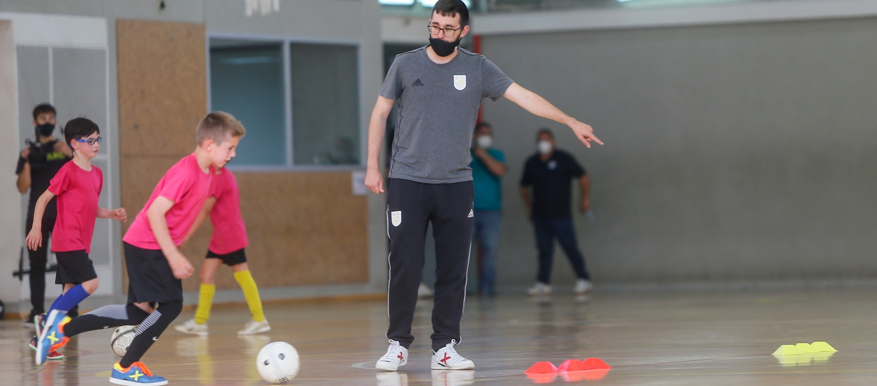 El CFS La Union, protagonista de l'11a  Jornada de Tecnificació de futbol sala