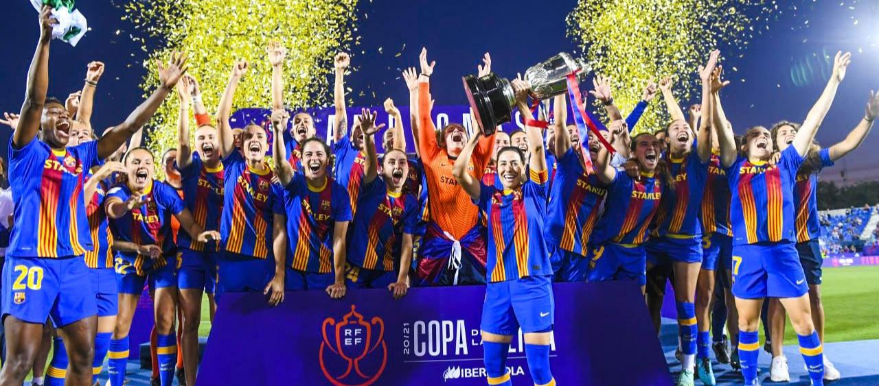 Triplet històric del FC Barcelona
