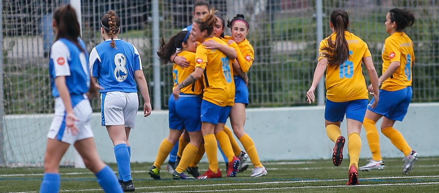 Ascens històric del CD Fontsanta-Fatjó a la Primera Divisió Nacional Femenina