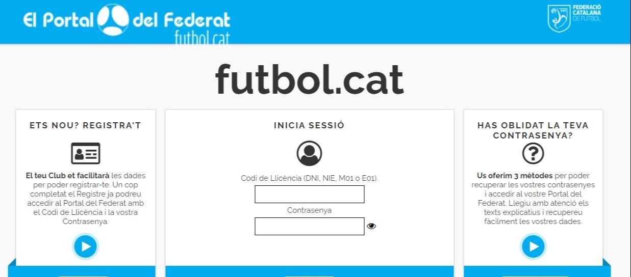 La nova eina d'interacció entre clubs i jugadors al Portal del Federat