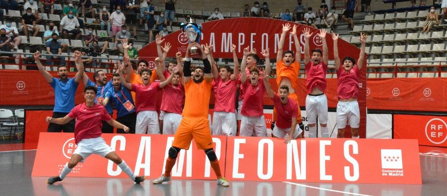 L'AE Bellsport, campió de la Copa d'Espanya Juvenil de futbol sala