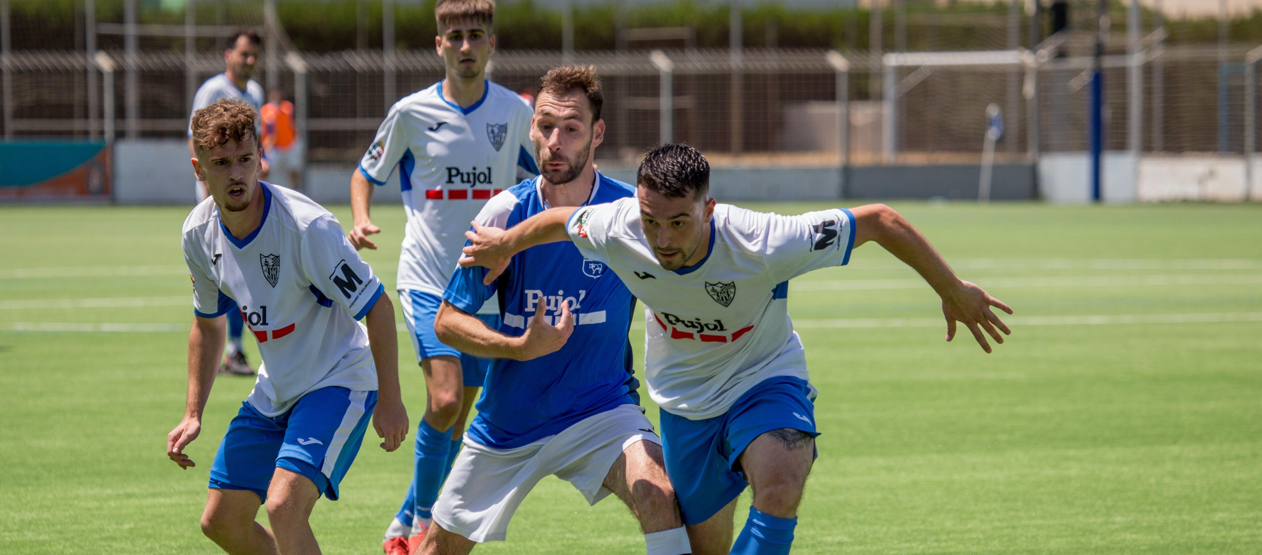 La UE Tona, l'EE Guineueta, el FC Ascó i el CFJ Mollerussa, els quatre classificats per a la fase d'ascens a Tercera RFEF