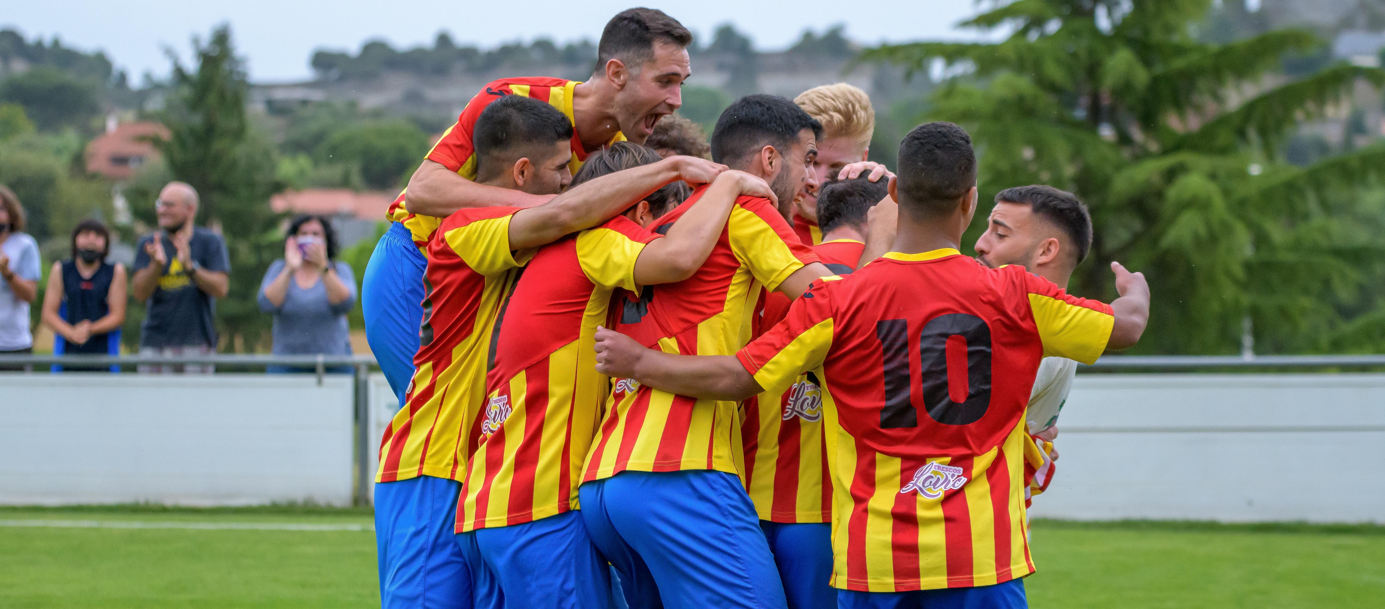 Resum i gols fase d'ascens a la Tercera RFEF
