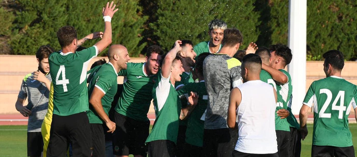 El FC ascó i l'EE Guineueta, nous equips de la Tercera RFEF