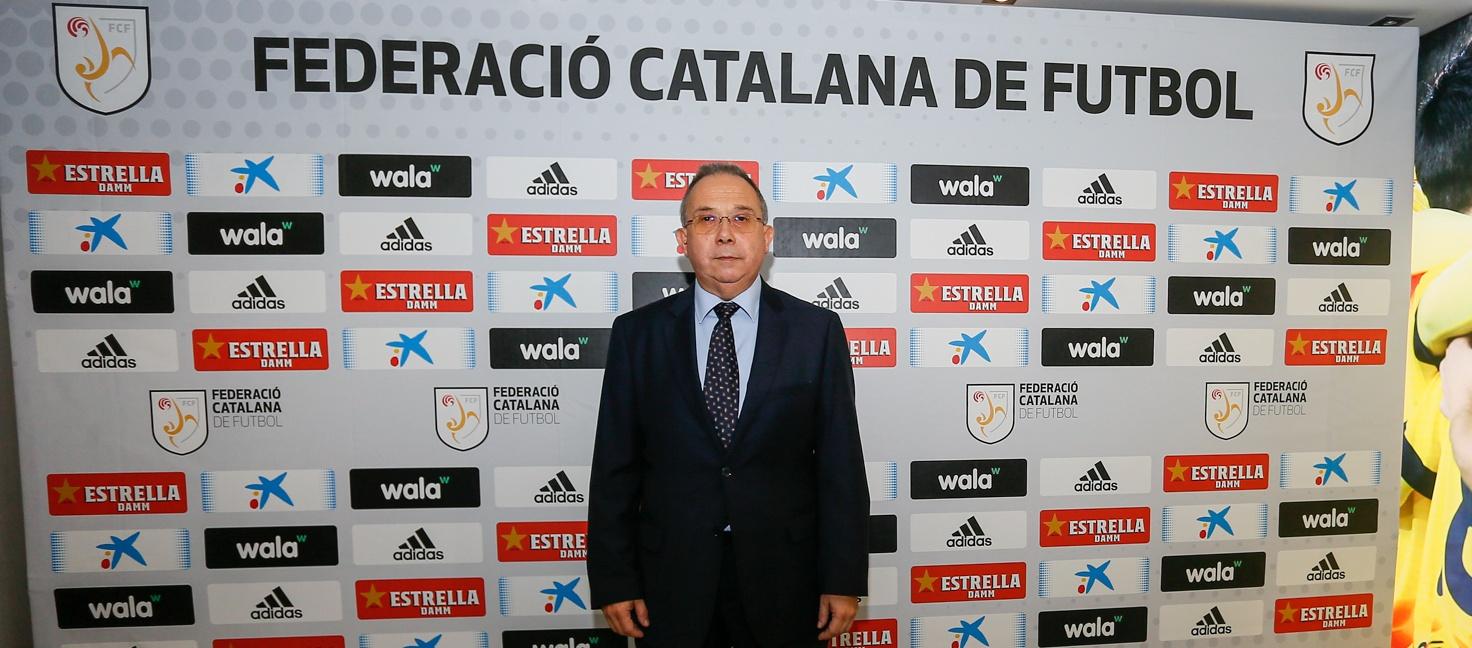 Manuel Martín, nou delegat de l'FCF al Baix Llobregat