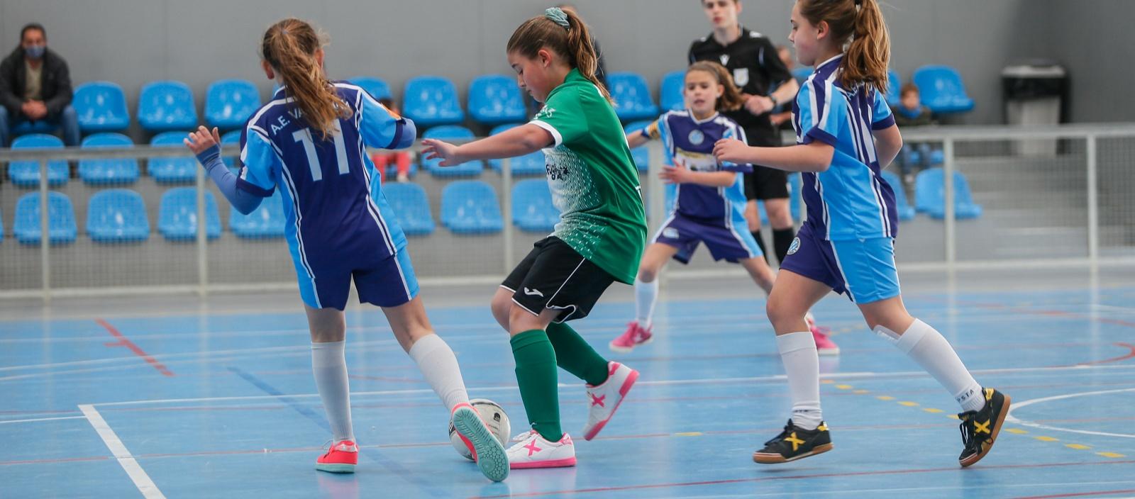 Les primeres agrupacions provisionals de futbol sala per a la temporada 2021-2022