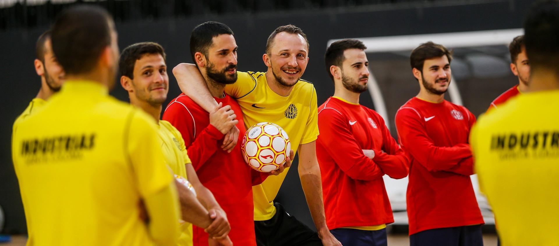 Publicats els calendaris de Primera RFEF Futsal, masculina i femenina, i de Segona RFEF Futsal
