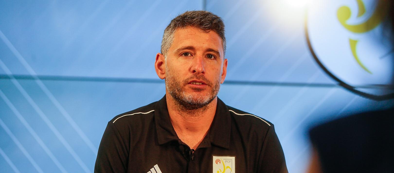 """Miguel Fontecha: """"Les Seleccions cada vegada es preparen millor i serà un Campionat molt igualat"""""""