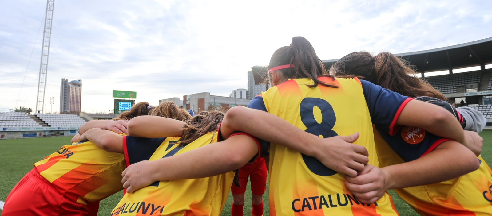 Quatre catalanes convocades amb la Selecció Espanyola sub 17 femenina