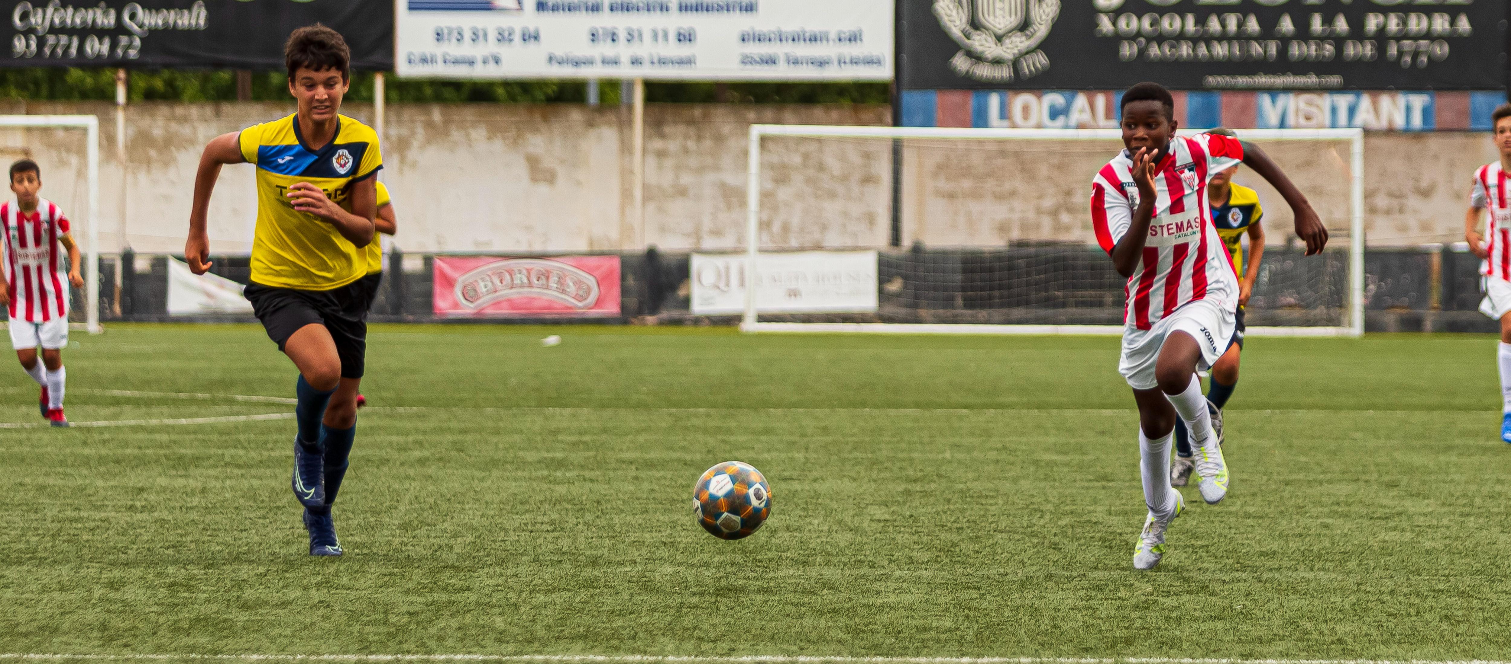 Arrenca la Copa Lleida Infantil amb els quarts de final