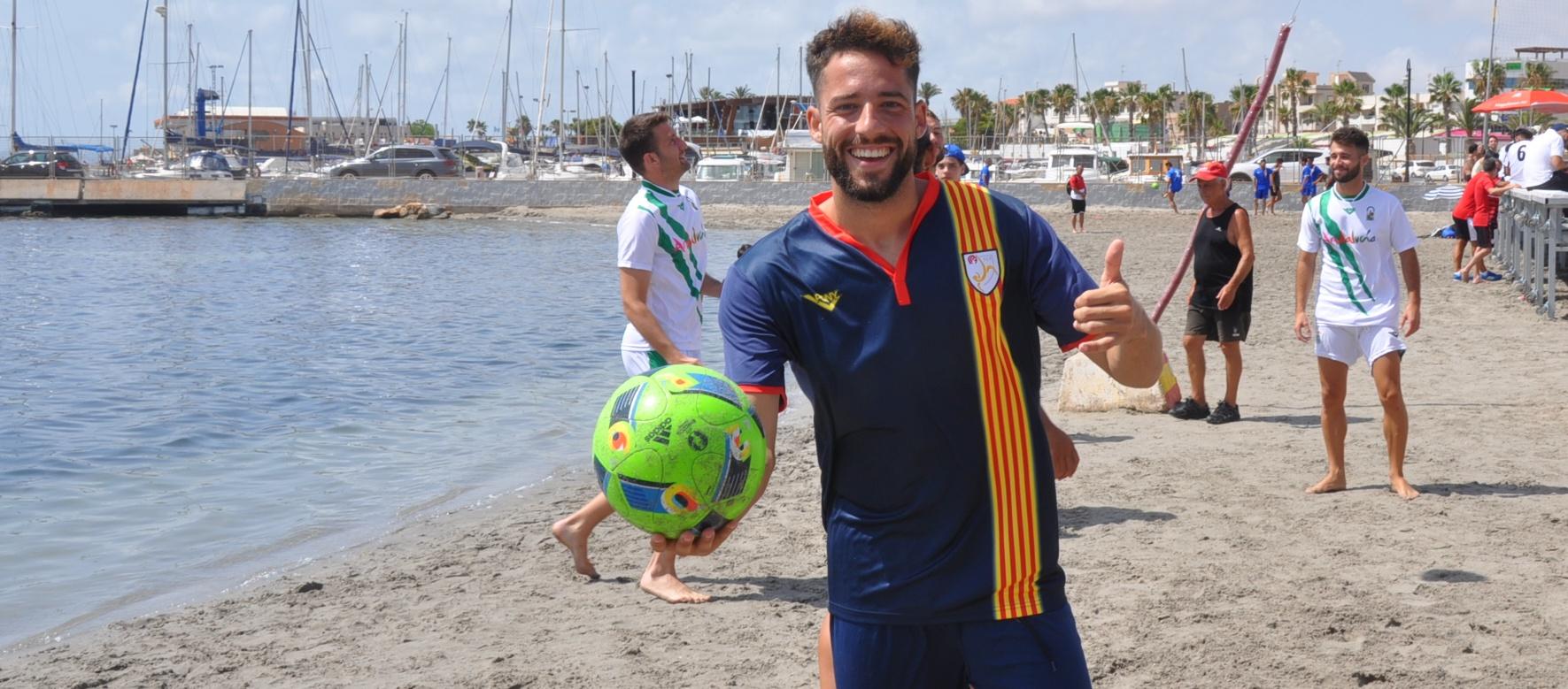 Dos catalans convocats amb la Selecció Espanyola Absoluta de futbol platja
