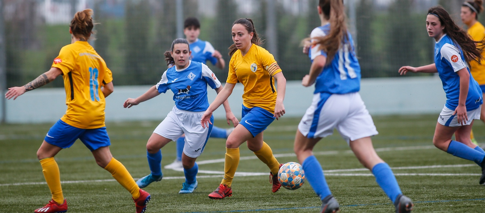 Agrupacions de la Primera Divisió Juvenil Femení