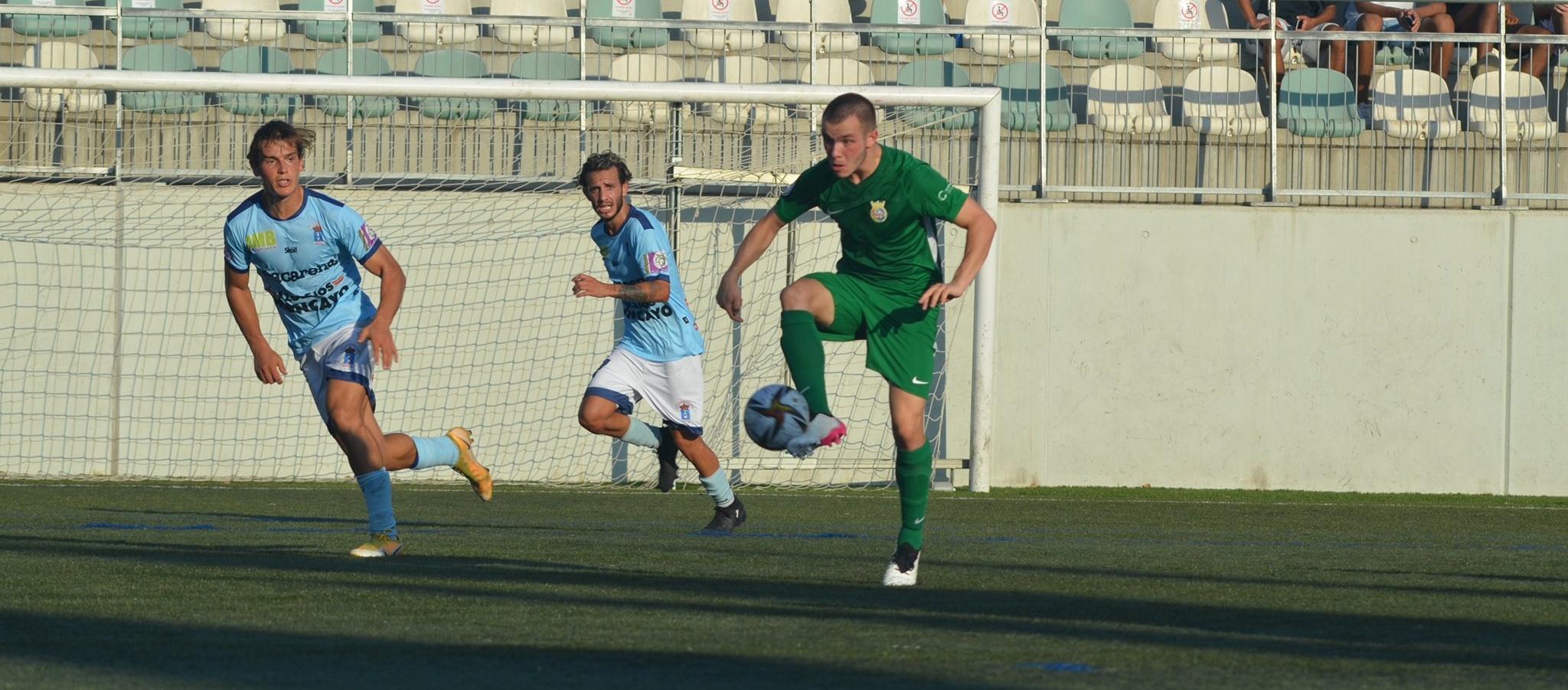 Resum i gols de la Primera Jornada de la Segona RFEF (Grup 3)