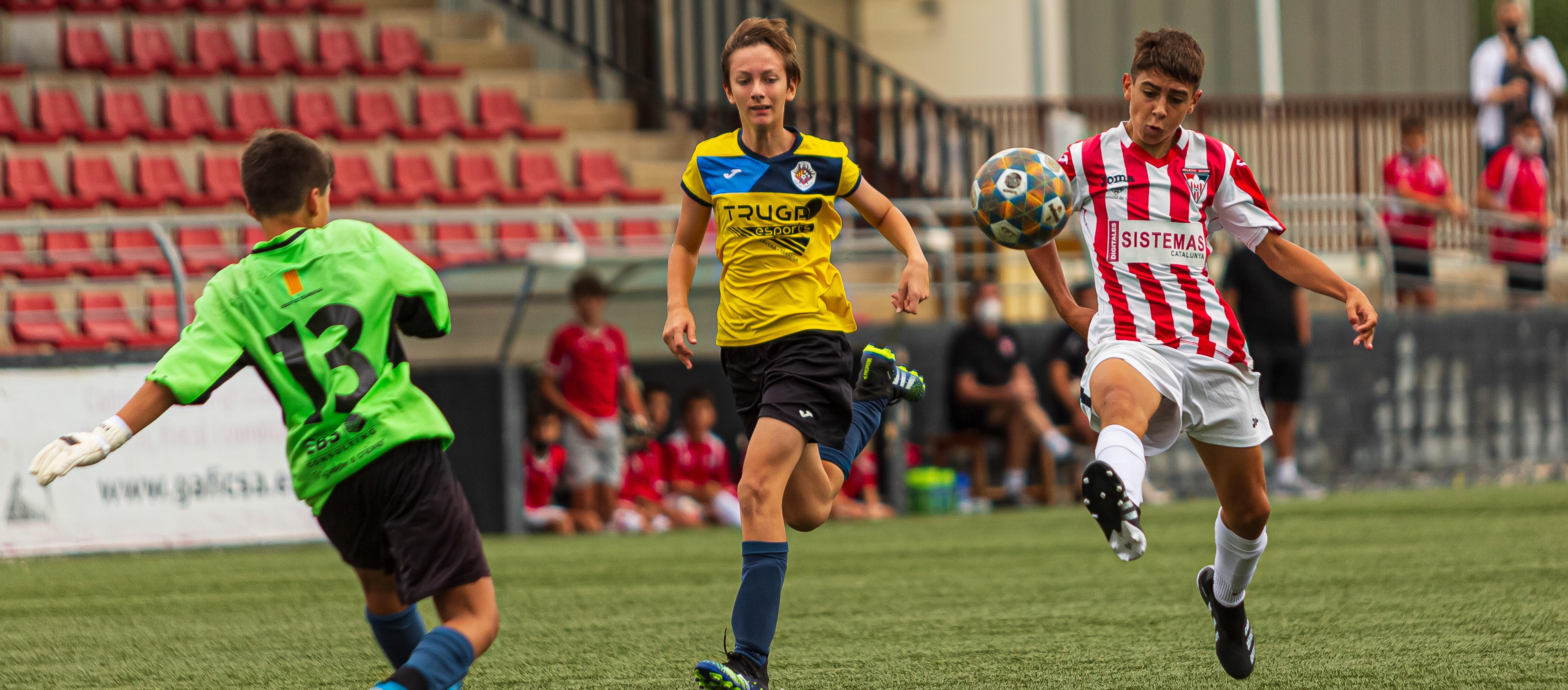 Disputada la tornada dels quarts de final de la Copa Lleida Infantil
