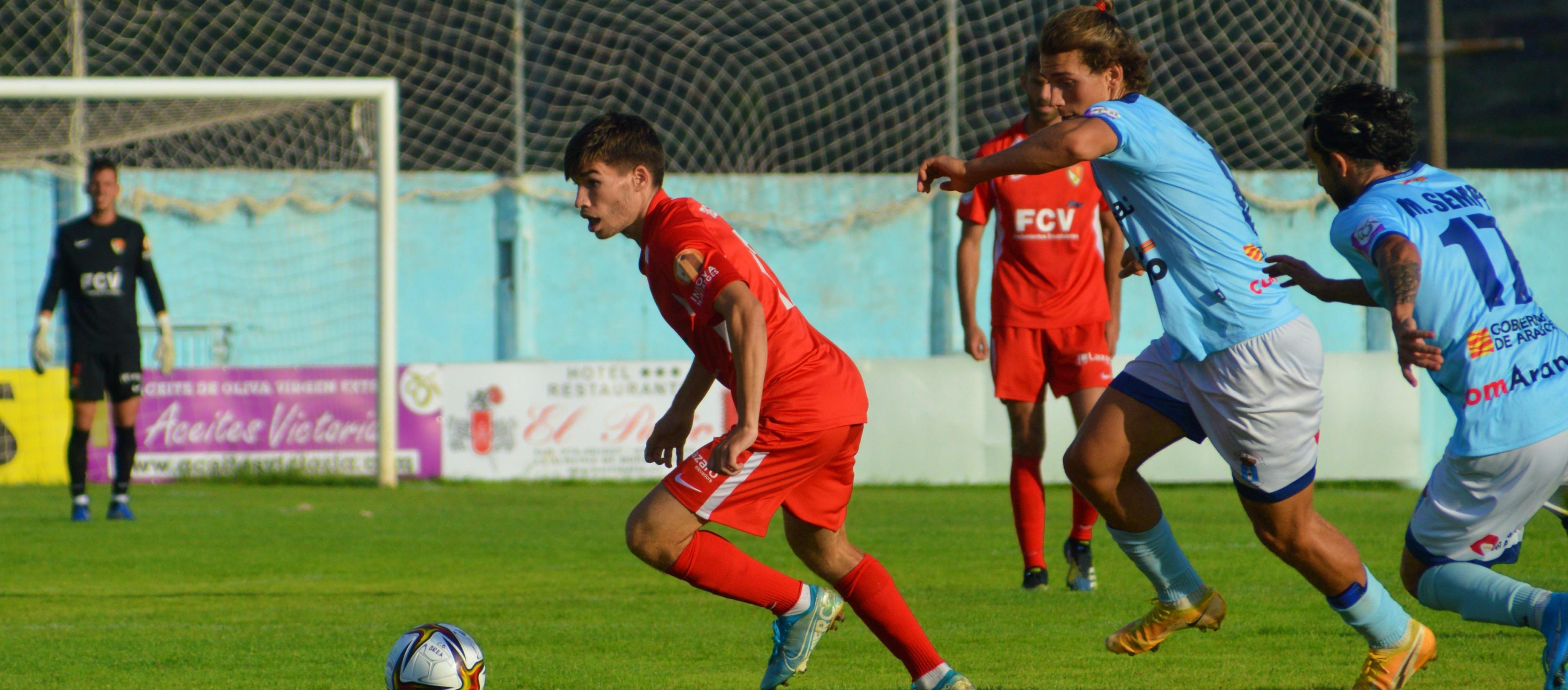 Resum i gols de la jornada 2 de la Segona RFEF (Grup 3)