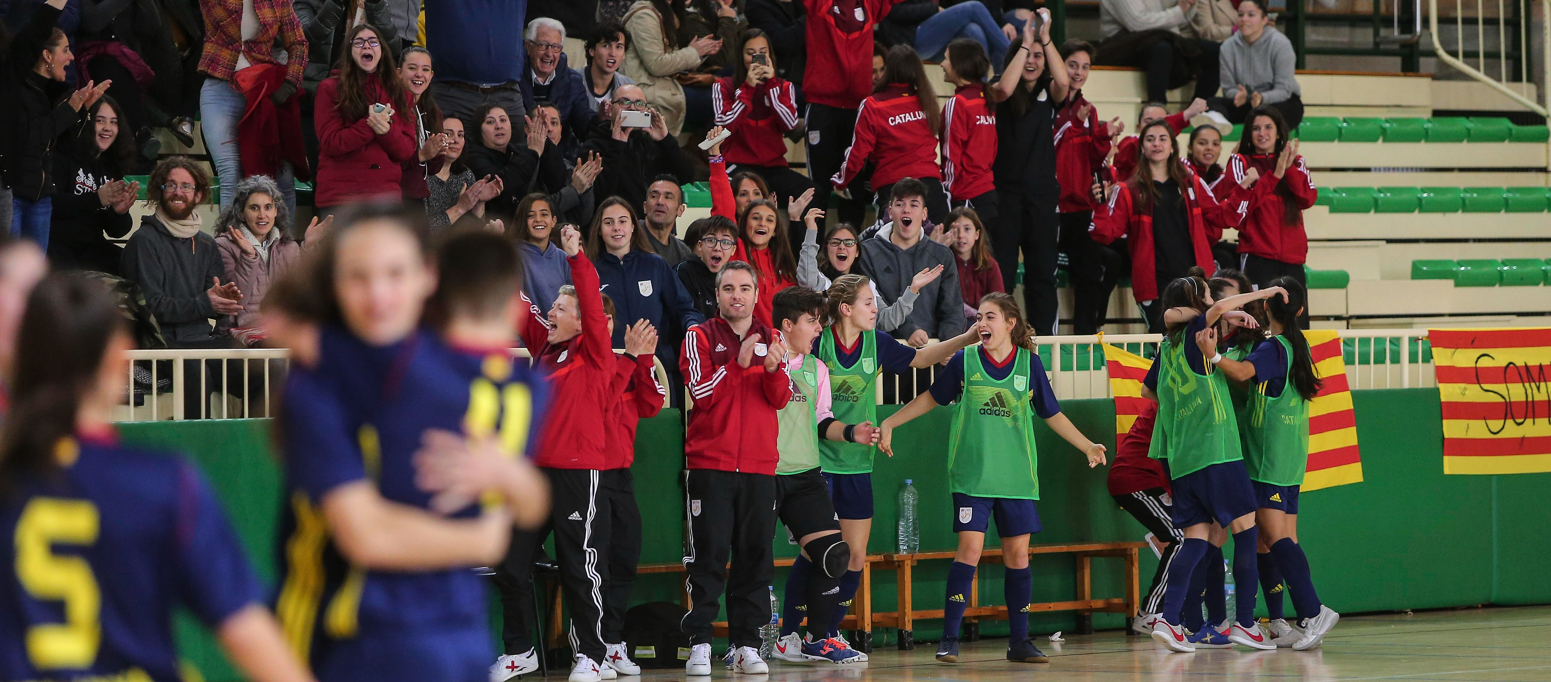 Les dates dels Campionats d'Espanya de Seleccions Autonòmiques de futbol sala