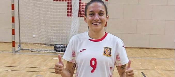 Una catalana convocada amb la Selecció Espanyola absoluta femenina de futbol sala