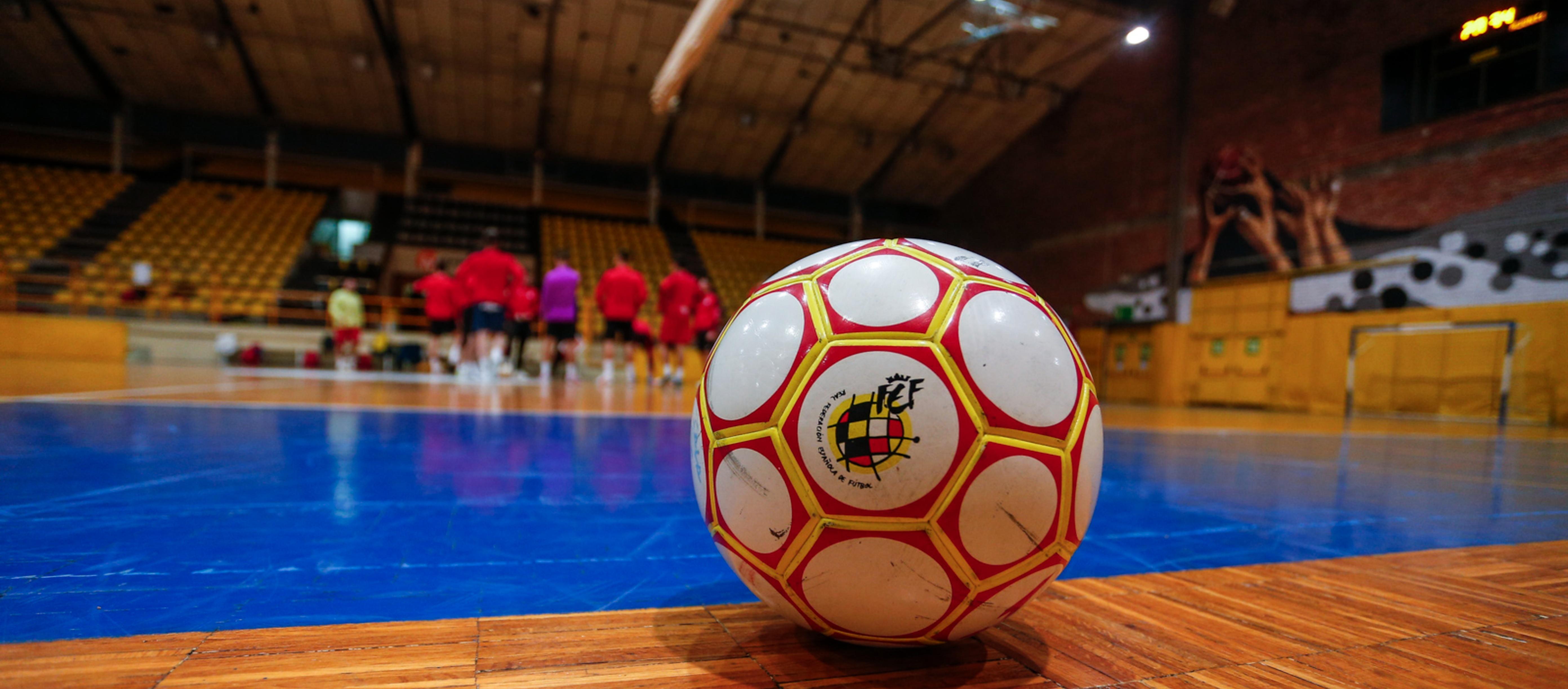 Es posa en marxa la Primera RFEF Futsal femenina, la 2a Divisió B nacional i la Divisió d'Honor Juvenil nacional de futbol sala