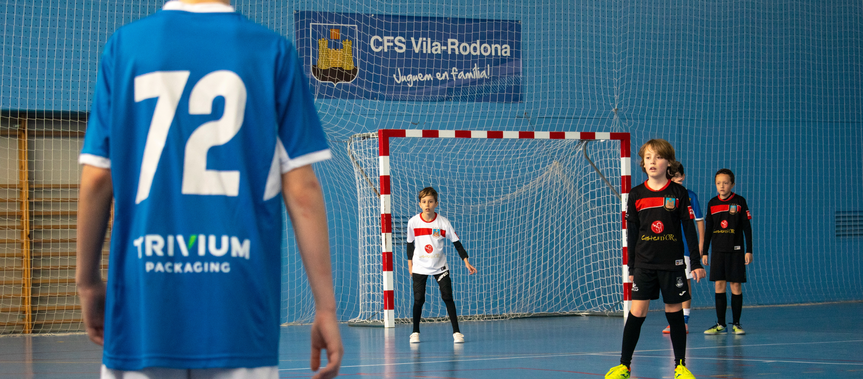 Vila-Rodona, seu per a un nou Curs d'Entrenador Futbol Sala Nacional C presencial