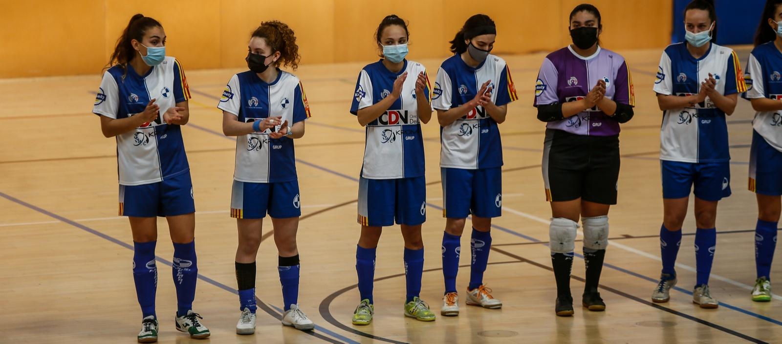 Comença la Segona RFEF Futsal femenina
