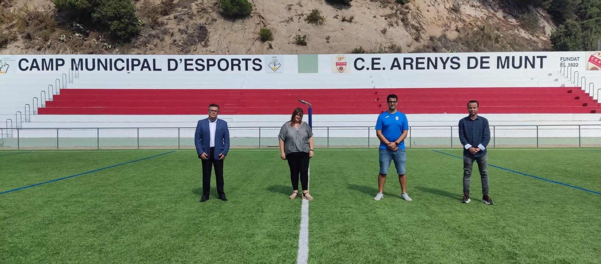 Presència federativa a Mataró i Arenys de Munt