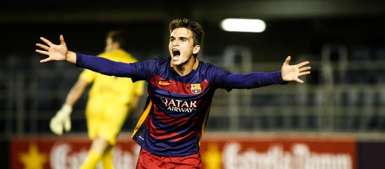 Un juvenil decideix la semifinal de la Copa Catalunya Absoluta