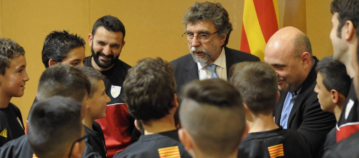 Ponència sobre els hàbits saludables pels jugadors alevins de futbol sala
