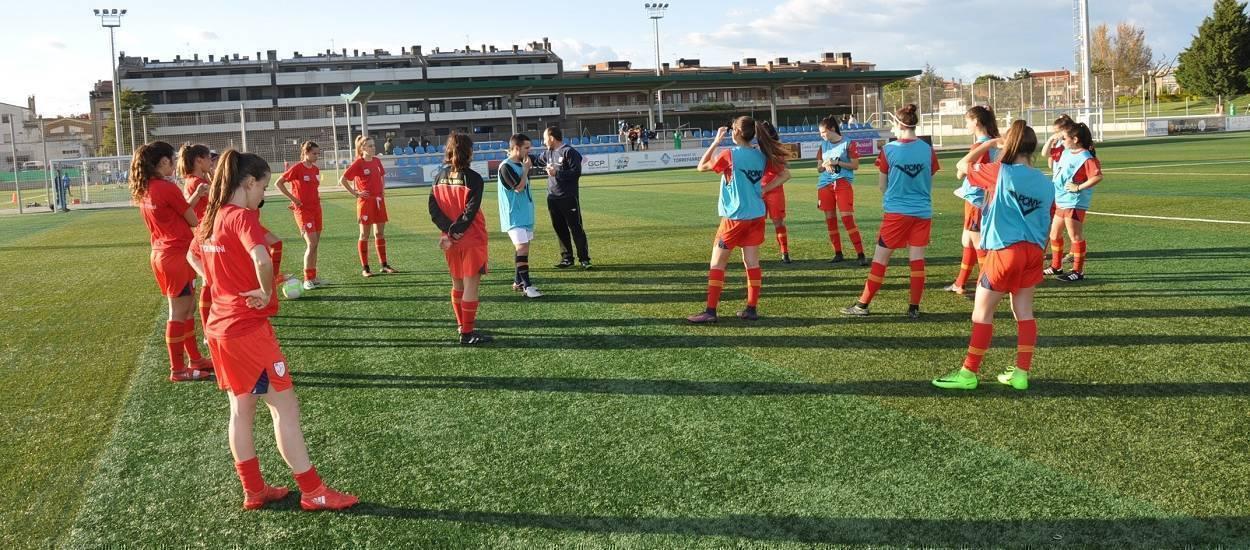 La Selecció sub 18 femenina disputa la Fase Final del Campeonato Estatal en Alcobendas