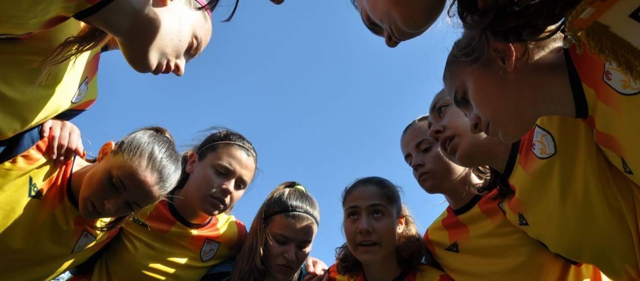 Quatre catalanes convocades amb la selecció sub 19 femenina espanyola