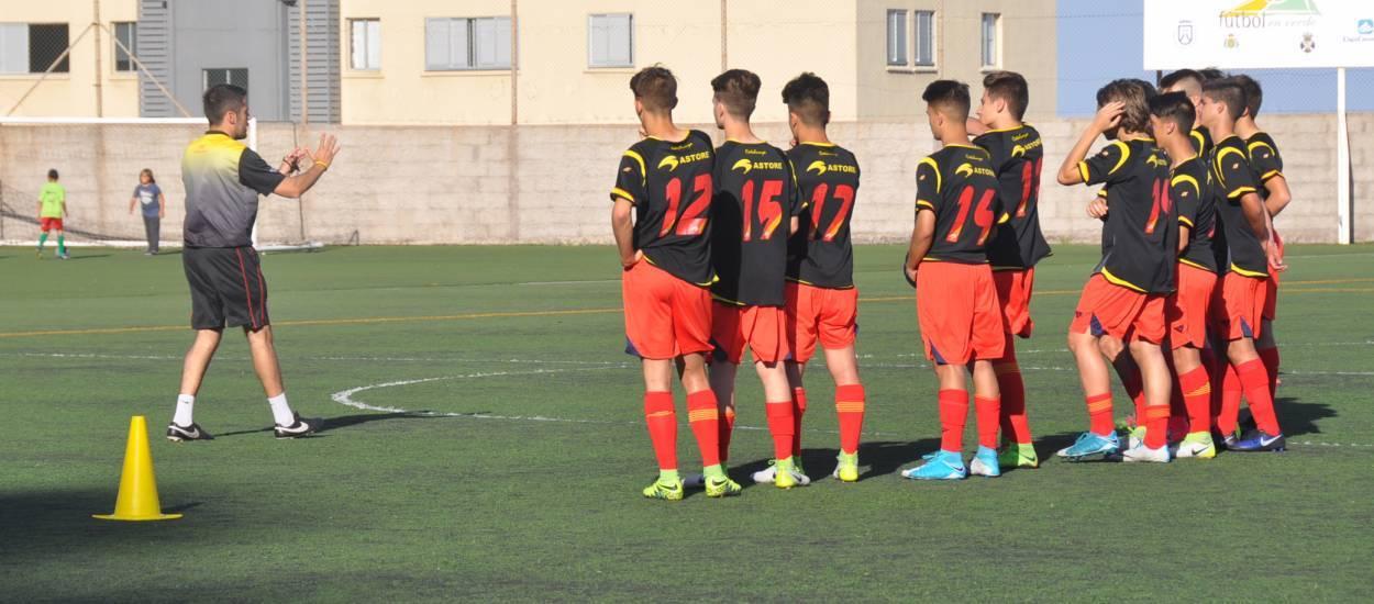 En directo, el Catalunya-Madrid sub 16 masculino