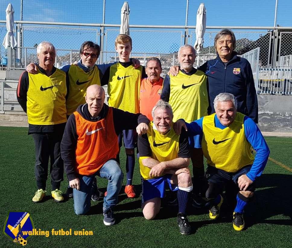 Walking Football Union