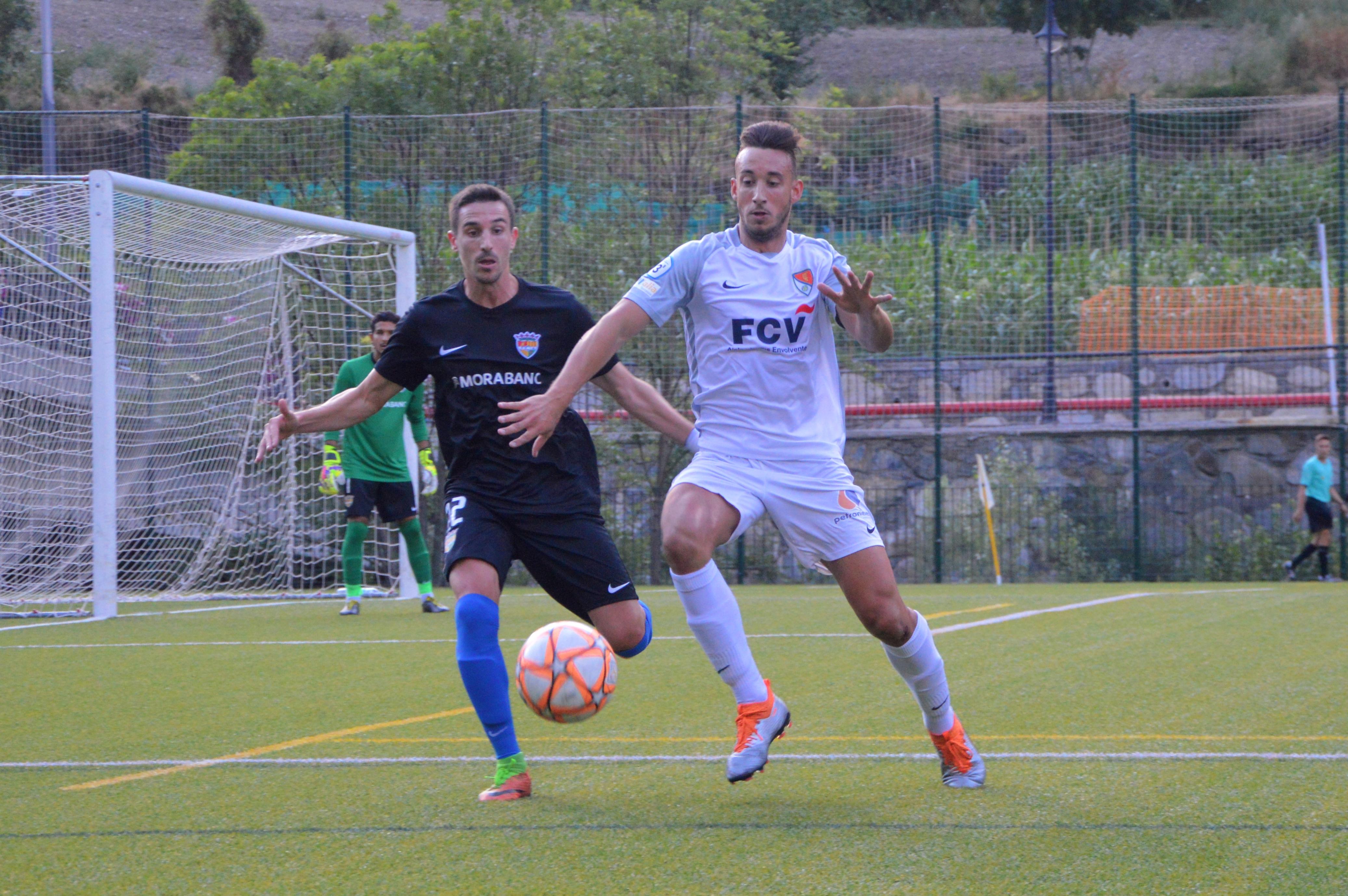FC Andorra - Terrassa FC / FOTO: Juanma Medina, Terrassa FC