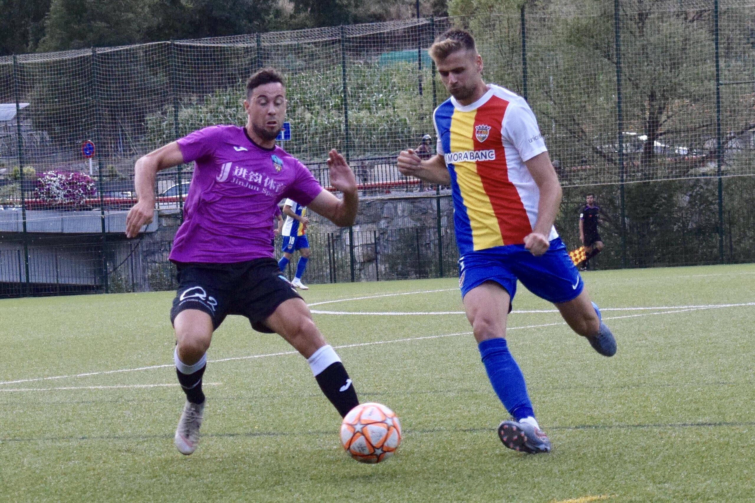 FC Andorra - Lleida Esportiu / FOTO: Lleida Esportiu