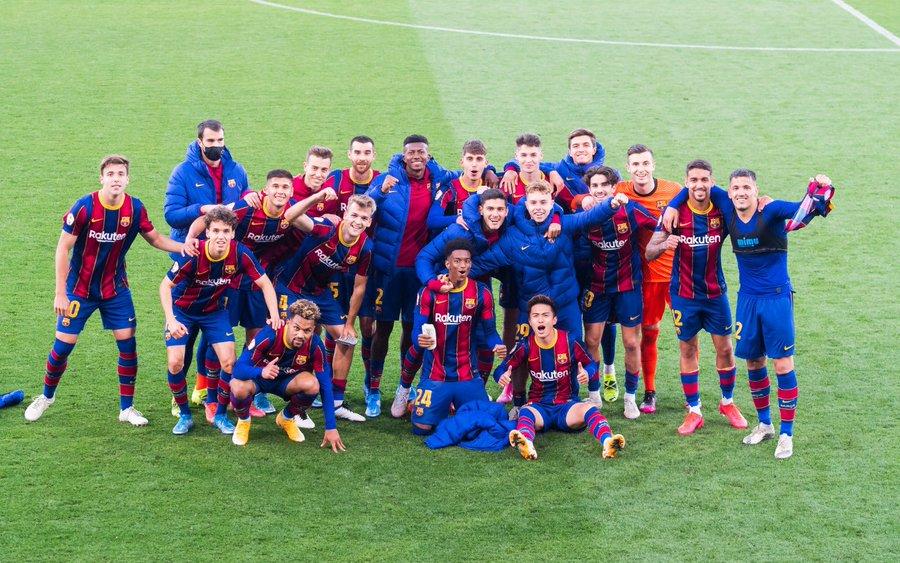 FOTO: FC Barcelona 'B'