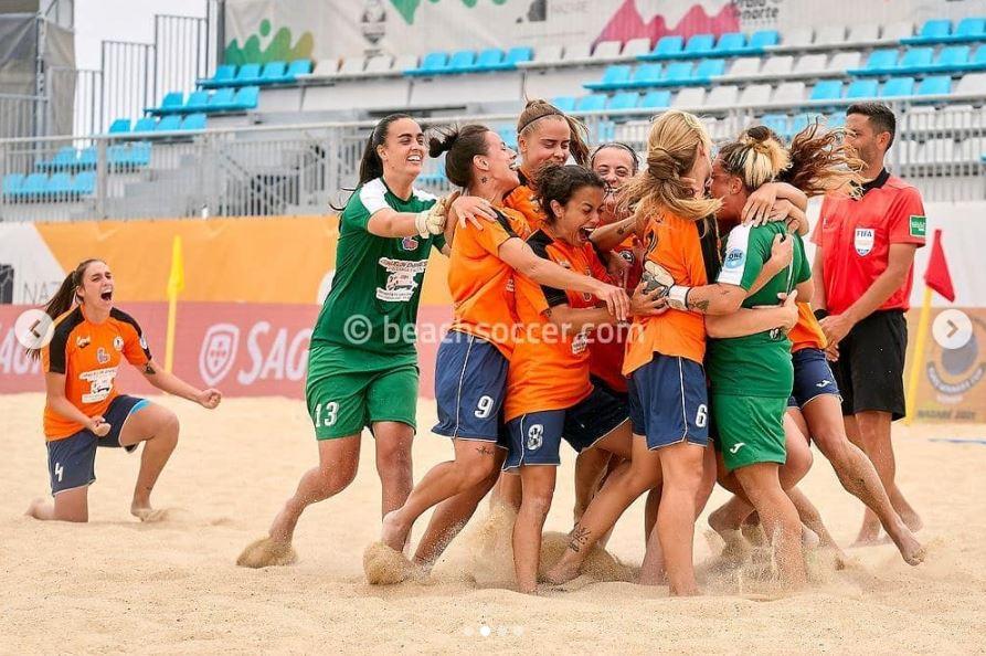 FOTO: Beach Soccer