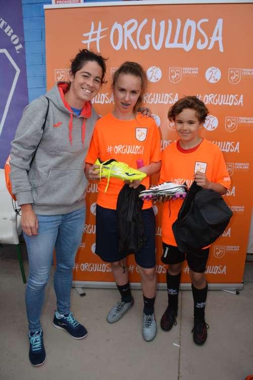 Marta Torrejón, jugadora del FC Barcelona