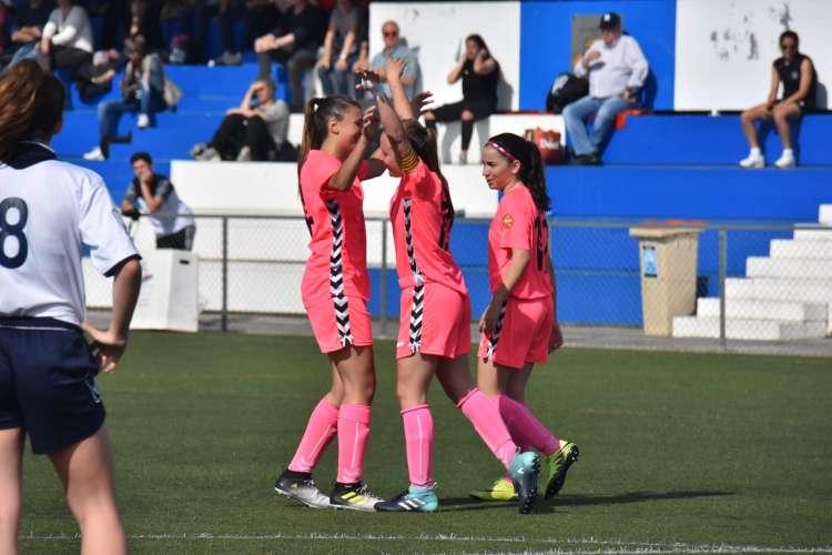 Femení Manu Lanzarote CF