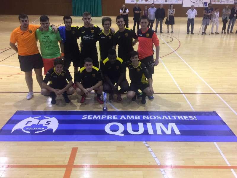 Campió Juvenil - EFS Balaguer Comtat Urgell