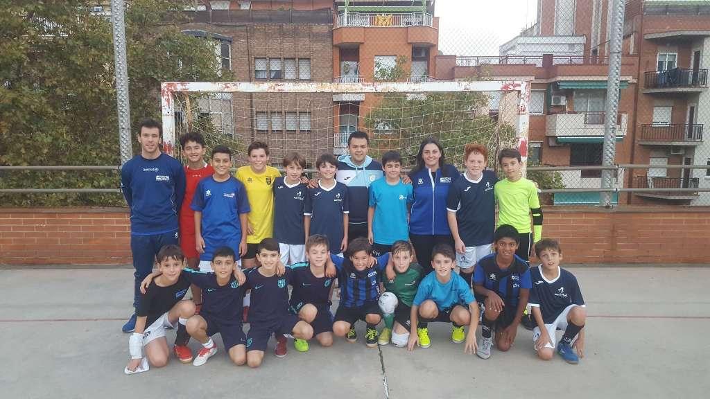 2a sessió entrenament Selecció Comarcal - Barcelonès Sud